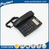 Black Corded Telepho Digital Speaker Phone
