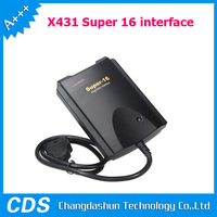 Hot Selling 100% Original launch x431 super-16 Quality guarantee Diagnostic Connector Super 16 interface In stock