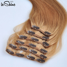 30 Inch Human Hair Extension Clip In, Clip In Curly Hair Extension