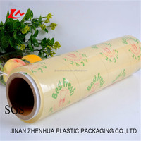 Best fresh wrap pvc cling film