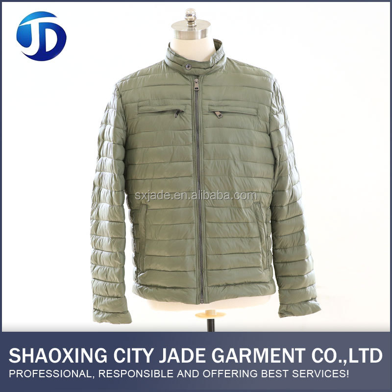 Plus Size Latest Design Direct Factory Price Men Clothing Jacket