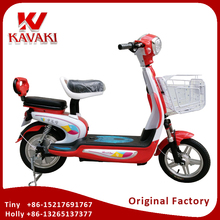 China Supplier Adult Balancing 2 Wheel Lithium Battery Electric Scooter Bike Passenger Bicycle For Adult Transportation