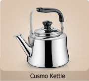 High Quality Tea Kettle Stainless Steel Whistling Kettle