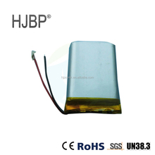 Rechargeable High Quality Customized Li-polymer Battery 3.7V 170mah LP302035