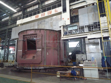 Heavy Steel Fabrication Job Work Large Metal Machining Service