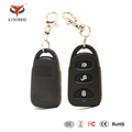 Lixing Quality car alarm system remote engine start keyless entry &Automatic Centrol Lock &Mute Arm