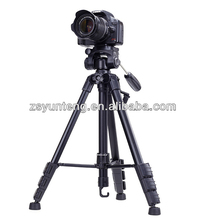 YunTeng VCT-690 RM Aluminum 4-Section Tripod For Camera and video camera