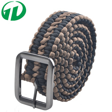 Outdoor Adventure Handmade Custom color Paracord Survival Belts