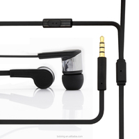ABS steoro earphones for mobile phones/portable media player