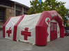 2014 the practical inflatable emergency tent/inflatable medical tent/inflatable red cross tents