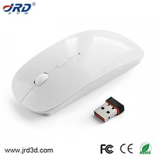 Slim 2.4G Wireless Mouse with custom logo colour for corporate gifts JRD WM05