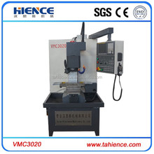 mini small vertical educational hobby CNC milling machine specification VMC3020
