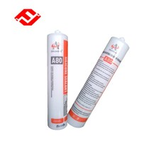 silicone adhesive white bathroom sealant