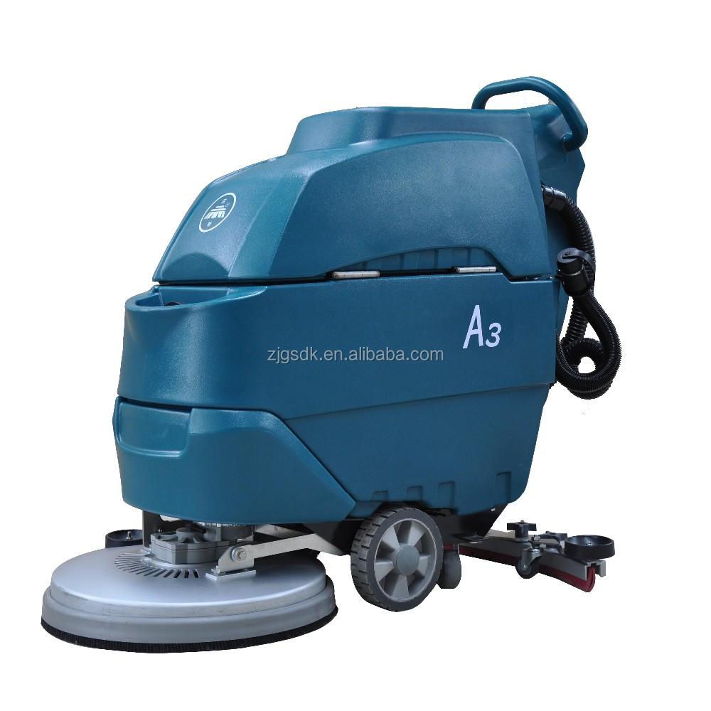 automatic scrubber machine
