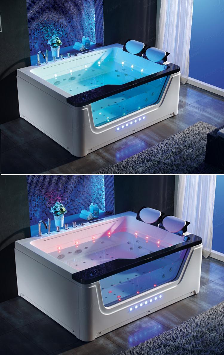 Hs-eb003 Bathtub Distributor/ Big Square Bathtub/ Square Soaker Tub ...