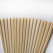 5.0*220mm Disposable round bamboo Chopsticks Packed in Whole Plastic Bag