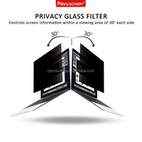 Laptop sensitive touch anti glare privacy protected filter screen protectors for Apple MacBook Pro 15-inch