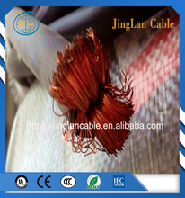 HO7RNF Single Core 70mm Rubber Cable With Plain Annealed Copper Wire