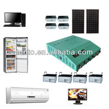 Portable Solar Power System for Fan & TV & Computer & Air conditioner 2000W (S612)