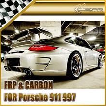 For Porsche 911 997 Pior Design Carbon Fiber Rear Bumper Mark I