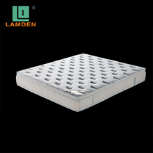 Best price portable double bed king dreamland vacuum packed memory foam pocket coil mattress