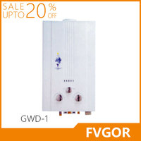 Fvgor GWD-1 new design hot sell pakistan flue type instant shower gas water heater