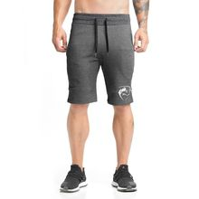 Customization drawstring waist man gym wear shorts