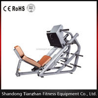 2016 hot sale/China Fitness Equipment Supplier /Fatory directly sale commercial fitness equipment who /5 Degree Leg Sled/TZ-5039