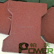 Wholesale Top Quality recycled outdoor rubber driveway mats