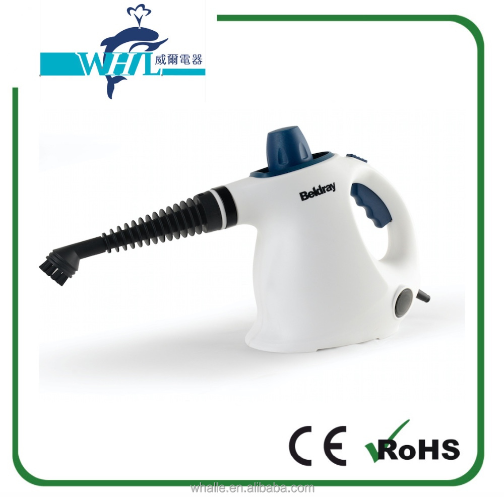 WHALLE WHL-608 multi-purpose steam cleaner newest made in china steam cleaner multifunction AC220V 50Hz steamer