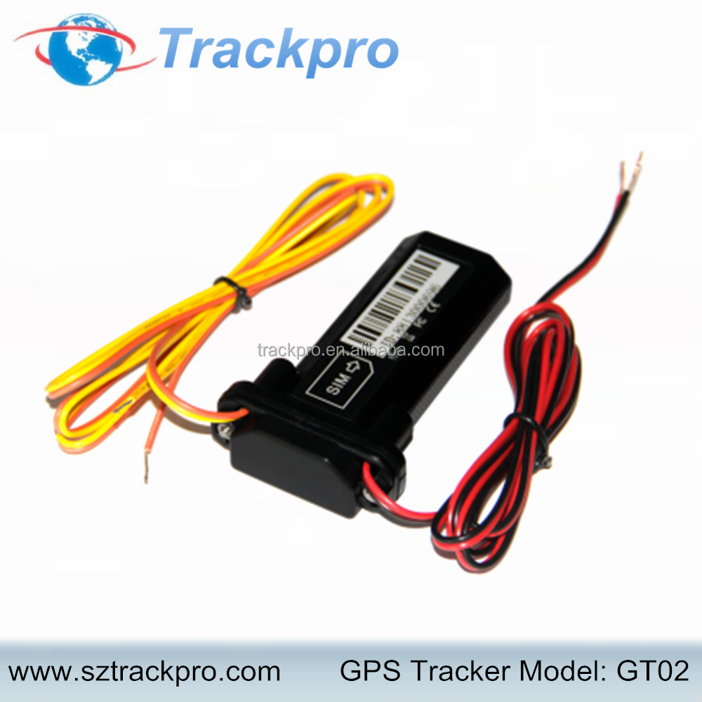 Mini Car GPS tracking hardware Quad Band with Free Web Software Small GPS Tracking Device