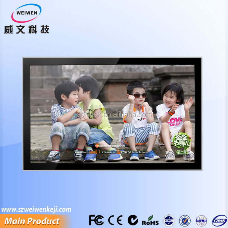 Android network digital signage full hd media player 1080p
