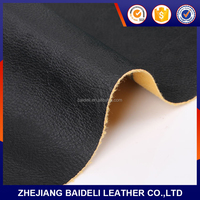 leather cover notebook pu car seat covers leather raw material for shoe making
