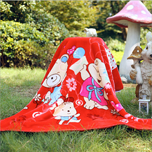 Wholesale Popular Blankets Factory China Double Winter Warming Organic Cotton Baby Blanket