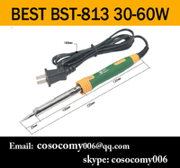 BEST high quality Lead-free Electric Soldering Iron tool 30W/40W/50W/60W 220V-240V PCB repair/welding equipment