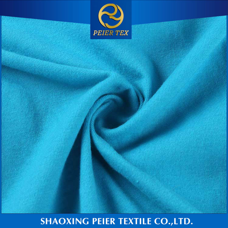 New style fancy polyester viscose spandex single jersey commission agent of fabrics properties of felt fabric