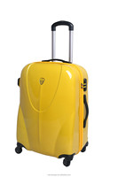 colorful fashion travelling luggage