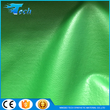 0.4mm leather very soft pu leather for garment with different color