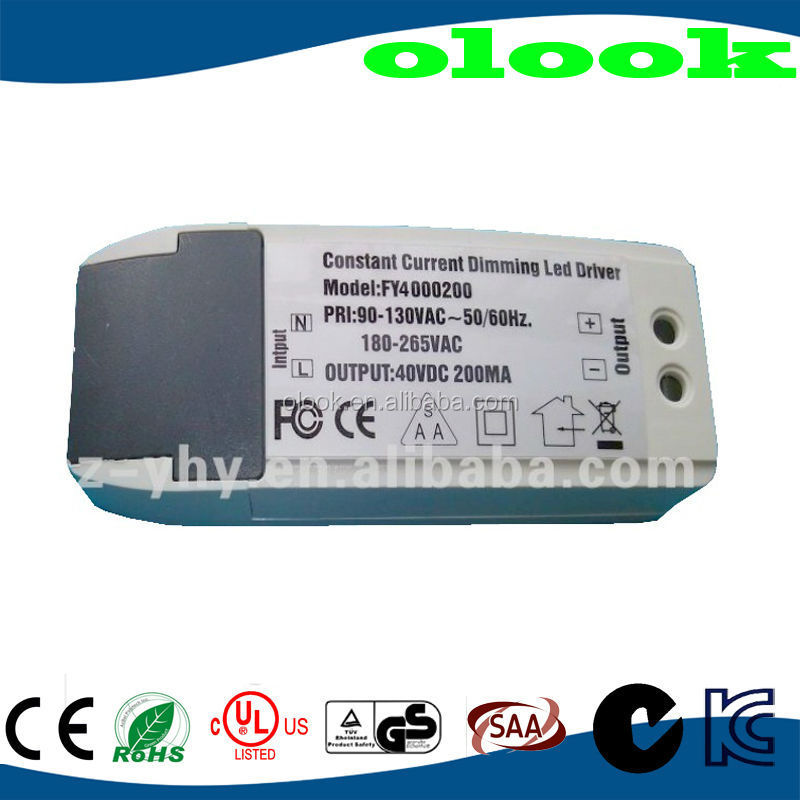 constant current 12w dimming led driver