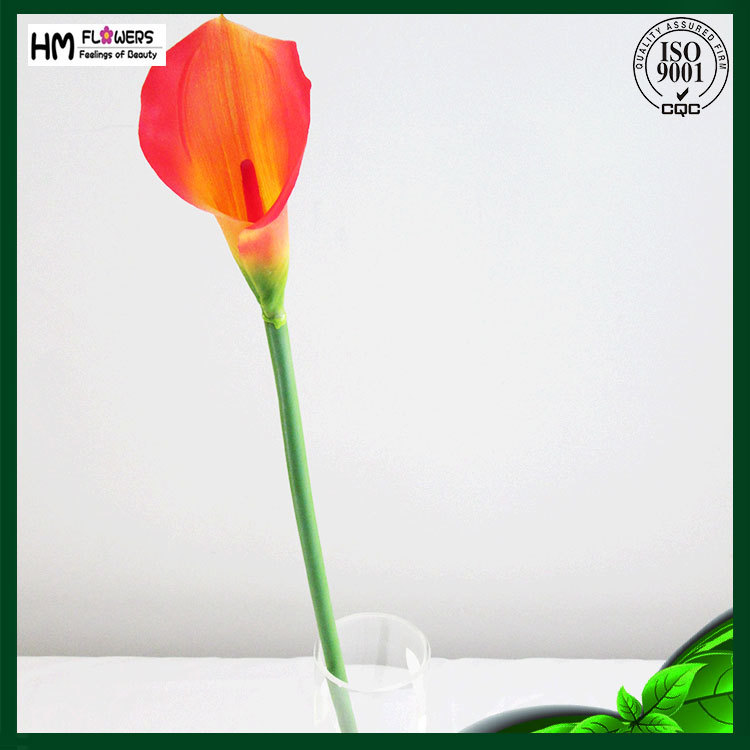 real touch lily artificial easter lily flower
