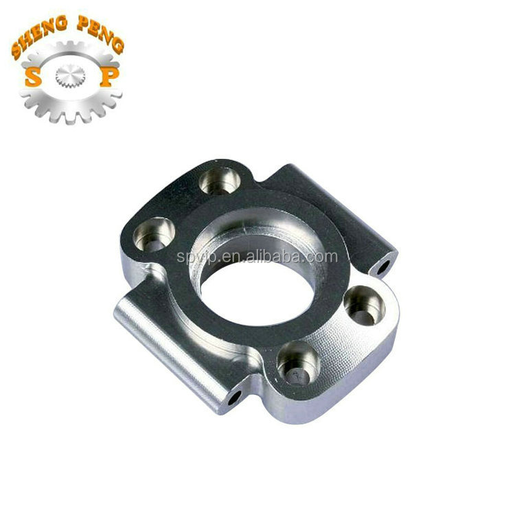 Factory direct sale cnc machined anodized aluminum parts