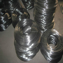 high quality bright surface galvanized wire for staple free samples