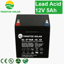 Famous 12v 5ah exide lead acid battery