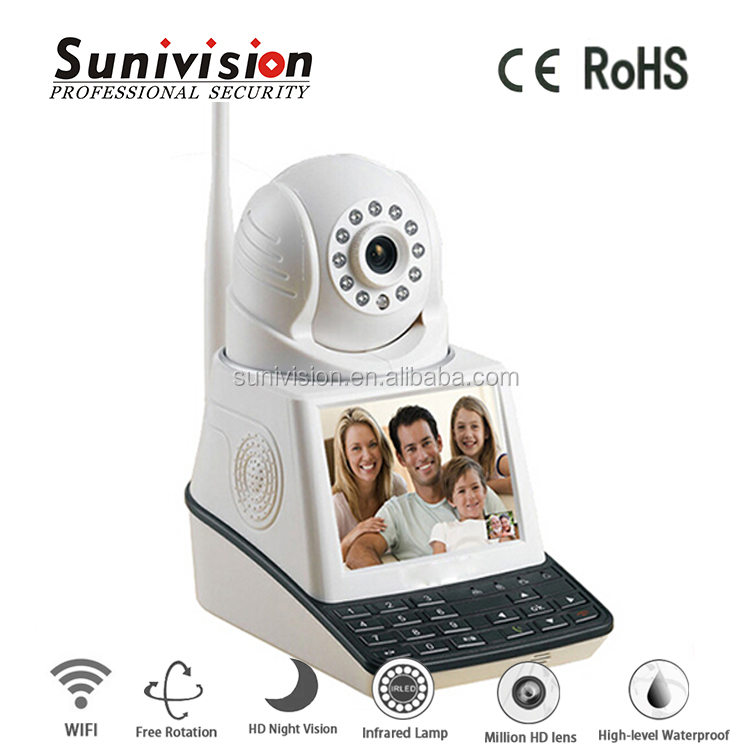Home cctv security camera LOW COST PROMOTION New Solution P2P WIFI IP cameras with Alarm smart home WiFi IPcamera