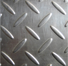 Checkered beautiful embossed stainless steel sheet/plate