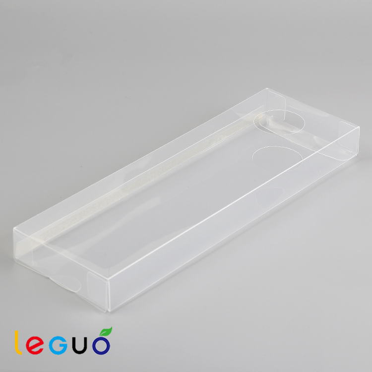 Wholesale hot sale universal clear plastic box packaging