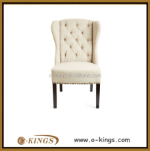 European design sofa high back one seater hotel lobby furniture