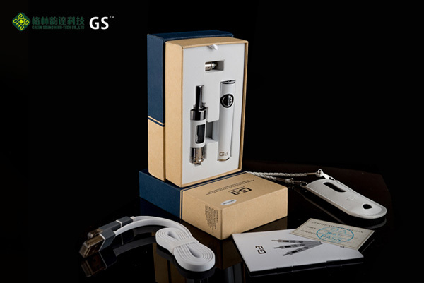 2015 American Electronic Cigarette G3 Huge Vapor With Long Lasting For One Week