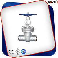 WCB Butt Welded Gate Valve