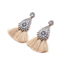 E-439-high and fashion jewelry nickel free clip on stud earrings